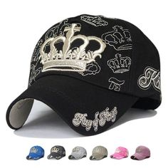 Kids Adjustable Snapback King Crown 5ba3dc535d7