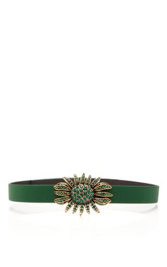 ed98fd58f2e Belt by Oscar de La Renta Now Available on Moda Operandi Scarf Belt