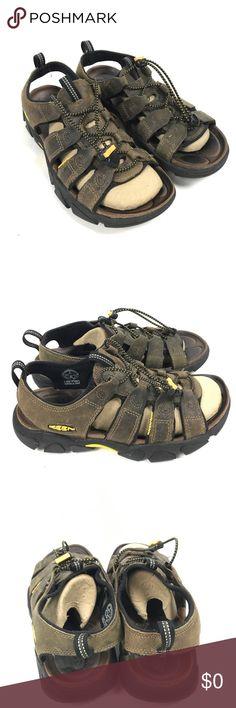 371ba34178 Keen Daytona Sport Sandals Leather 38 Keen Daytona Sport Leather Sandals in  a men's 8.