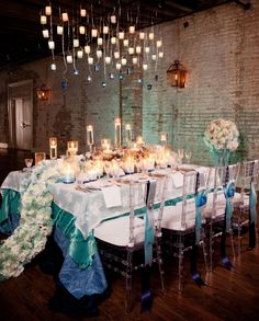 Ammmmmmazing Wedding Table