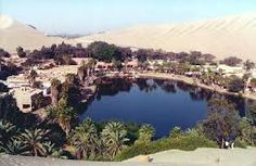 This oasis is Huacachina - Buscar con Google