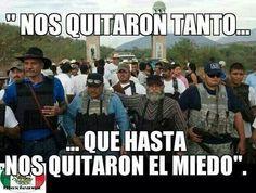 El México fuera de los medios