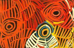 Minnie Pwerle Aboriginal Artist from Utopia, Central Australia ...