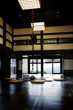 古民家、日本家屋、囲炉裏 (Old house, Japanese house, hearth)