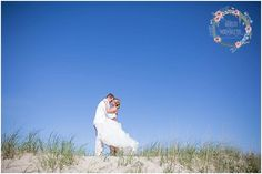 Ocean Trash the Dress session on the Outer Banks