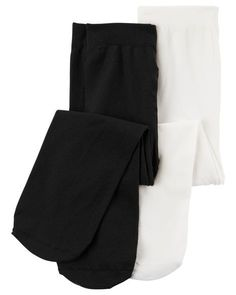 Baby Girl 2-Pack Tights | Carters.com
