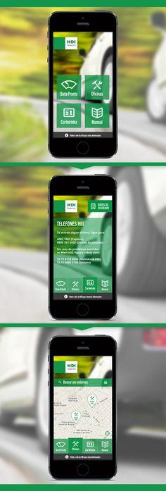 HDI - App mobile para segurado