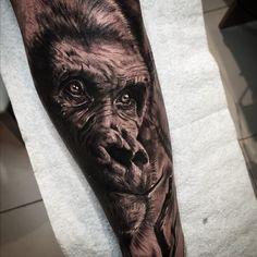 Gorilla Tattoo                                                                                                                                                                                 Más