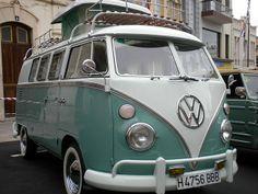 Eduardo Pérez-Ascanio VW. Tenerife: Historia del Escarabajo: Volkswagen Kombi