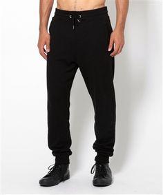 LEONARD TRACK PANT BLACK
