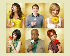 Chuck, Ned, Olive, Vivian, Emerson and Lilly if you have never watched Pushing Daisies you have never lived a full life<< i didn't know anyone else enjoyed this show like i did :)