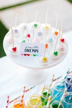 tema de festa infantil aniversario infantil decoracao de aniversario para crianca arco iris bolo para aniversario mesa de doces de aniversario blog vittamina cake pops