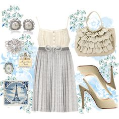 My Tea Party Outfit