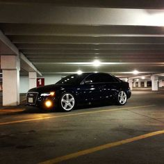 RS4 Grill, H&R OE springs, Lamin-X and yellow fog bulbs