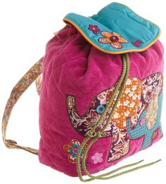 toddler quilted back pack