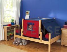 çadırlı kaydıraklı çocuk odaları