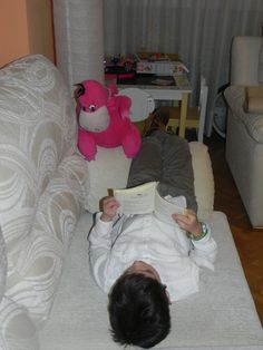 ¡Cómo molan las vacaciones de Navidad! Se pueden pasar días enteros  leyendo. (Nº 38)