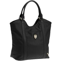 Ferrari Shopper Bag ($90) found on Polyvore