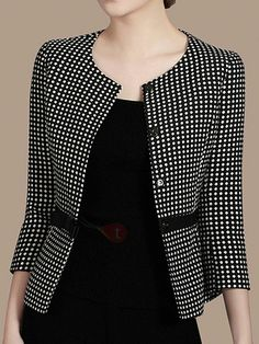 business attire for women Blazer Fashion, Hijab Fashion, Fashion Dresses, Fashion Fashion, Dress Attire, Work Attire, Dress Suits, Business Outfits, Business Attire