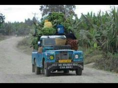 // Africa Loaded Series Land Rover JBK LRs