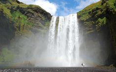 Waterfall personne