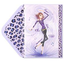 Bella+Pilar+Dancing+Girl+in+Purple+Leopard+Print+Price+$4.95