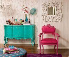 Decor Color Block...