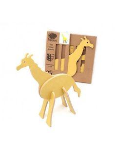 Giraffe 3-D Puzzle