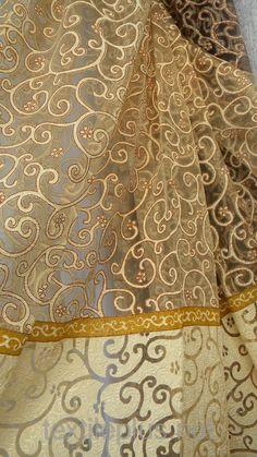 """Дешево-Тюль """"Фрезия"""" ОРГАНЗА - отличного качества: продажа, цена в Хмельницком. шторы, тюль, занавеси, общее от """"Textile plus"""" - 37078432"""