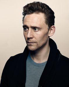 Tom Hiddleston by Colin Bell