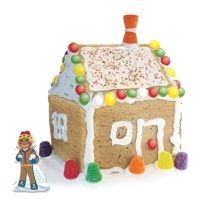 Kellogg's – Pop-Tarts® Gingerbread House Instructions