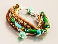 bransoletka BOHO, projektant Amatu, do kupienia w decobazaar.com
