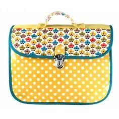 Clara de Paris loves this 4 in 1 waterproof school bag!    New stock just arrived @ www.claradeparis.com