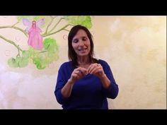 Un niño hay aquí, 2 versiones: Masaje y juego de geografía corporal - YouTube