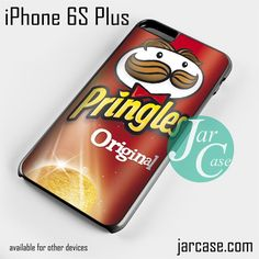 pringles potato original Phone case for iPhone 6S Plus and other iPhone devices