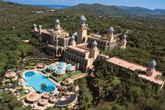 Palace of the Lost City, Sun City Resort, South Africa