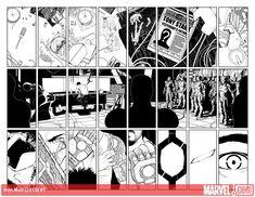 David Marquez Hones the Invincible Iron Man   News   Marvel.com