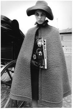 JANE BIRKIN - JEAN-LOUP SIEFF - 1966