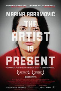 A documentary that follows the Serbian performance artist as she prepares for a retrospective of her work at The Museum of Modern Art in New York