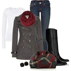 winter outfit boards | winter outfit | Clothes & Accessories