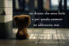 Nero come la notte dolce come l'amore caldo come l'inferno: Mi dicono che sono forte, per questo nessuno mi ab...