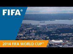 Não tem só índio na Amazônia, Pulmão do Mundo: É assim que a Fifa apresenta Manaus para o mundo! World Cup Host City: Manaus Jamilcredi Consignados na torcida!