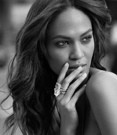 Joan Smalls Rodriguez is a Puerto Rican fashion model. Joan is ranked the #1 model in the world according to models.com