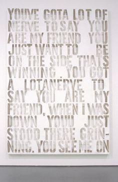 Art Now: Fiona Banner | Tate