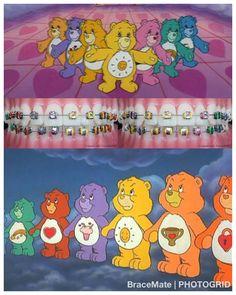 #carebears #carebear #teddybears #teddybear #cartoon #animation #toys #guardianangels #television #braces #colors #color #dental #dentist #dentistry #orthodontics #orthodontist #westlake #ohio #cleveland #americangreetings