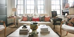 Designer Jenny Wolf warms up a former warehouse space with subtle patterns and loads of charm.