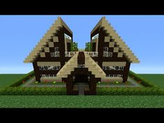 Minecraft: How To Build A Small Survival House Tutorial (#5 ...