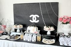 """Photo 7 of 20: Coco Chanel / Birthday """"Chanel 21st Birthday"""" 