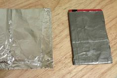 Aluminum Foil Hacks: All the Ways That This Foil Can Change Your Life - page 34 of 78 - Living Magazine Lifehacks, Aluminum Uses, Wd 40, Life Page, Vinyl Tiles, Tips & Tricks, Facon, All The Way, You Changed