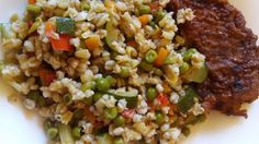 Fried Rice, Cooking, Ethnic Recipes, Food, Kitchen, Essen, Meals, Nasi Goreng, Yemek